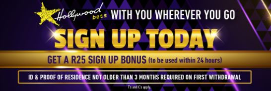 Hollywoodbets online Bet South Africa